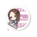【グッズ-バッチ】からかい上手の高木さん2 SD缶バッジ Cの画像