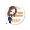 【グッズ-バッチ】からかい上手の高木さん2 SD缶バッジ Dの画像