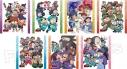 【グッズ-色紙】忍たま乱太郎 ジャケットミニ色紙コレクション 第18シリーズの画像