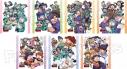 【グッズ-色紙】忍たま乱太郎 ジャケットミニ色紙コレクション 第19シリーズの画像