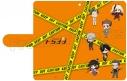 【グッズ-カバーホルダー】TVアニメ「トクナナ」 手帳型スマートフォンケース Bの画像