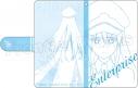 【グッズ-カバーホルダー】特価 TVアニメ『アズールレーン』 手帳型スマートフォンケース(エンタープライズ)の画像