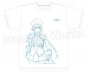 【グッズ-Tシャツ】特価 TVアニメ『アズールレーン』 Tシャツ(エンタープライズ)の画像