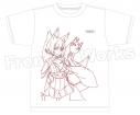 【グッズ-Tシャツ】特価 TVアニメ『アズールレーン』 Tシャツ(加賀)の画像