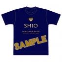 【グッズ-Tシャツ】つまみは塩だけ 箔押しTシャツ2020 Mサイズの画像