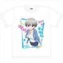 【グッズ-Tシャツ】宇崎ちゃんは遊びたい! キャラクターTシャツ 宇崎花ver. XLサイズの画像