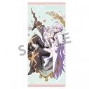 【グッズ-タオル】Fate/Grand Order -絶対魔獣戦線バビロニア- マイクロファイバースポーツタオル マーリン&フォウの画像