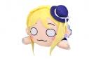 """【グッズ-ぬいぐるみ】ラブライブ!サンシャイン!!The School Idol Movie Over the Rainbow 寝そべりぬいぐるみ""""小原鞠莉""""(LL)の画像"""