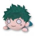 【グッズ-ぬいぐるみ】僕のヒーローアカデミア 寝そべりぬいぐるみ 1.緑谷出久の画像