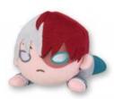 【グッズ-ぬいぐるみ】僕のヒーローアカデミア 寝そべりぬいぐるみ 5.轟焦凍の画像
