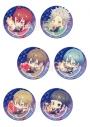 【グッズ-バッチ】Starry☆Sky ちゃぽんっ! 76mm缶バッジコレクション Spring&Summer ver.の画像