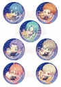 【グッズ-バッチ】Starry☆Sky ちゃぽんっ! 76mm缶バッジコレクション Autumn&Winter ver.の画像