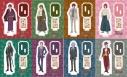 【グッズ-スタンドポップ】明治東亰恋伽 トレーディングミニアクリルフィギュアの画像
