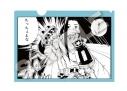 【グッズ-クリアファイル】シャーマンキング クリアファイル ハオ(コマ画)の画像