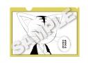 【グッズ-クリアファイル】シャーマンキング クリアファイル マタムネ(コマ画)の画像