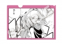 【グッズ-クリアファイル】シャーマンキング クリアファイル恐山アンナ(コマ画)の画像