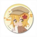 【グッズ-バッチ】世話やきキツネの仙狐さん ちょいデカ缶バッジ 仙狐の画像