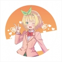 【グッズ-キーホルダー】可愛ければ変態でも好きになってくれますか? クッションキーホルダー 古賀唯花の画像