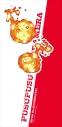 【グッズ-タオル】炎炎ノ消防隊 スポーツタオル  プスプス&メラメラの画像