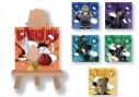 【グッズ-置きもの】ワンパンマン トレーディングぷちキャンバスコレクションの画像