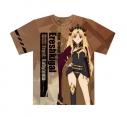 【グッズ-Tシャツ】Fate/Grand Order -絶対魔獣戦線バビロニア- フルグラフィックTシャツ Lサイズ エレシュキガルの画像