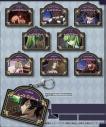 【グッズ-キーホルダー】コードギアス 復活のルルーシュ トレーディングラバーキーホルダーの画像