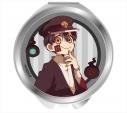 【グッズ-ミラー】地縛少年花子くん コンパクトミラー つかさの画像