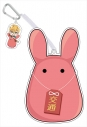 【グッズ-パスケース】地縛少年花子くん もっけダイカットパスケース 源光の画像