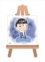 【グッズ-ボード】おそ松さん のってぃーぷちキャンバスコレクション カラ松の画像