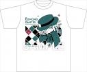 【グッズ-Tシャツ】Fate/Grand Order きゃらとりあ Tシャツ アヴェンジャー/巌窟王 エドモン・ダンテスの画像
