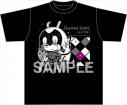 【グッズ-Tシャツ】Fate/Grand Order きゃらとりあ Tシャツ アヴェンジャー/ジャンヌ・ダルク〔オルタ〕の画像