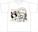 【グッズ-Tシャツ】Fate/Grand Order きゃらとりあ Tシャツ キャスター/ギルガメッシュの画像