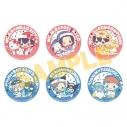 【グッズ-バッチ】ヒプノシスマイク-Division Rap Battle- SANRIO NAKAYOKU EDIT 缶バッジコレクション イケブクロ・ヨコハマの画像