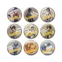 【グッズ-バッチ】Identity V ホテルコラボ 缶バッジコレクションの画像