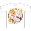 【グッズ-Tシャツ】世話やきキツネの仙狐さん 描き下ろし グラフィックTシャツの画像