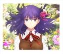 【グッズ-マウスパッド】Fate/stay night[Heaven's Feel] マウスパッド 間桐桜の画像