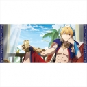 【グッズ-タオル】Fate/Grand Order -絶対魔獣戦線バビロニア- スポーツタオル ギルガメッシュの画像
