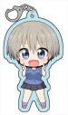 【グッズ-キーホルダー】宇崎ちゃんは遊びたい! ぷちちょこアクリルキーホルダー 宇崎ちゃんBの画像