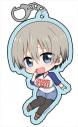 【グッズ-キーホルダー】宇崎ちゃんは遊びたい! ぷちちょこアクリルキーホルダー 宇崎ちゃんAの画像