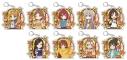 【グッズ-キーホルダー】アイドルマスター シンデレラガールズ劇場 『とびきゃら』トレーディングアクリルキーホルダーPassion vol,2の画像