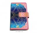 【グッズ-カバーホルダー】特価 カードキャプターさくら クリアカード編 手帳型マルチケース・02魔法陣イメージの画像