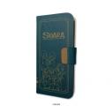 【グッズ-カバーホルダー】TSUKIPRO THE ANIMATION 手帳型スマホケース(iPhone6/6s/7/8兼用) 05/SOARA 場面写Ver.(グラフアート)の画像