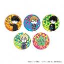 【グッズ-バッチ】モブサイコ100 Ⅱ 缶バッジ 01/ブラインド(グラフアート)の画像