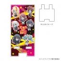 【グッズ-携帯グッズ】ゾンビランドサガ スマキャラスタンド 01/集合デザイン(SD)の画像