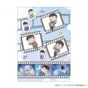 【グッズ-クリアファイル】えいがのおそ松さん クリアファイル 01/フィルムデザイン(グラフアート)の画像