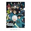 【グッズ-クリアファイル】ワールドトリガー クリアファイル 01 キャラクター集合の画像