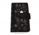 【グッズ-カバーホルダー】ワールドトリガー 手帳型マルチケース 03/線画デザイン(グラフアート)の画像