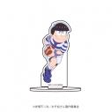 【グッズ-スタンドポップ】おそ松さん キャラアクリルフィギュア 02/カラ松の画像