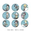 【グッズ-バッチ】進撃の巨人 缶バッジ グラフアート 04 雪遊びver.の画像