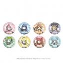 【グッズ-バッチ】マギアレコード 魔法少女まどか☆マギカ外伝 缶バッジ 01/ブラインド(グラフアート)の画像